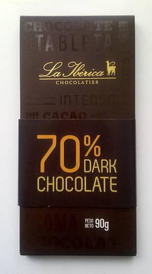 La iberica dark 70 chocosophia for La iberica precios